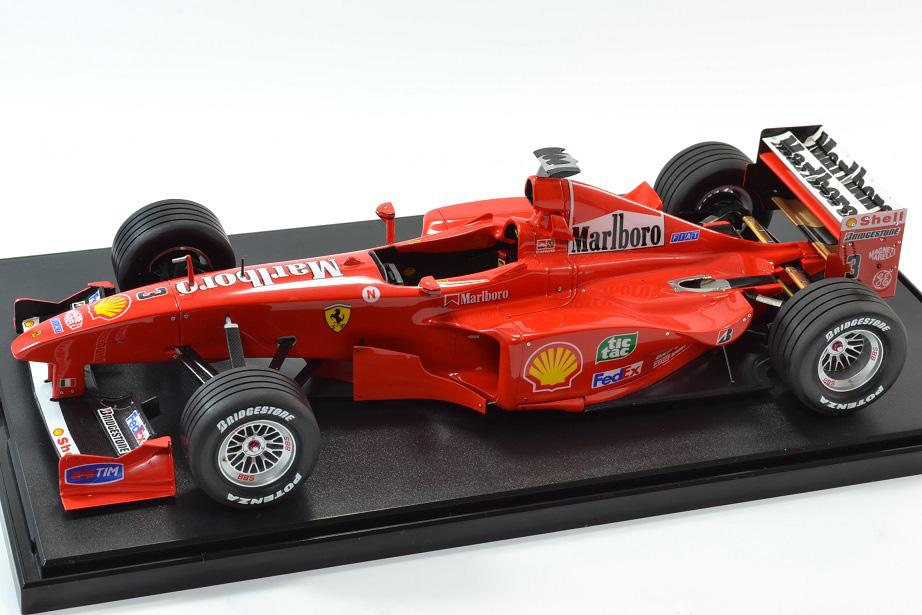 1 20 F1模型 Pole Position Ferrari フェラーリ F399