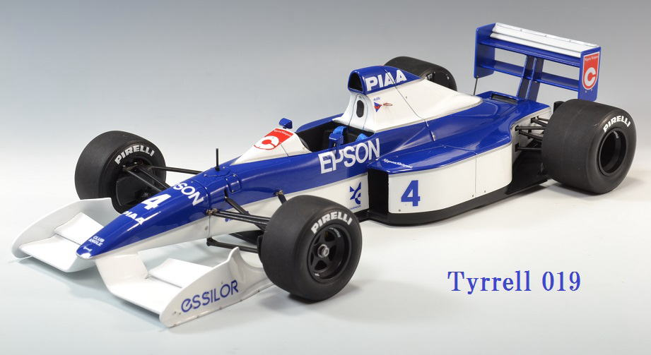 ティレル・019 - Tyrrell 019